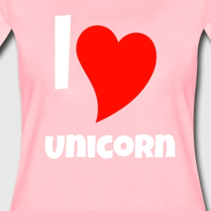 Love Unicorn - Frauen Premium T-Shirt