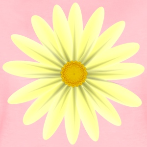 Yellow Daisy Top Down
