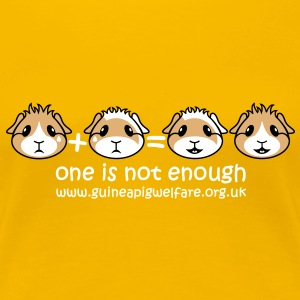 One is Not Enough (Guinea Pigs)