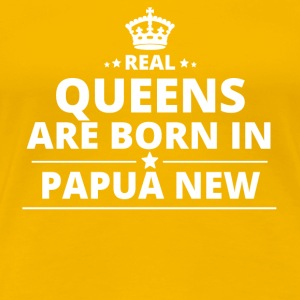 LOVE GIFT queensborn in PAPUA NEW GUINEA - Women's Premium T-Shirt