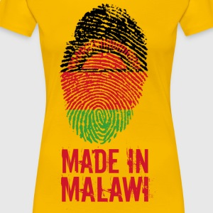 Made In Malawi / Malaŵi - Women's Premium T-Shirt