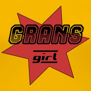 grans girl - Women's Premium T-Shirt