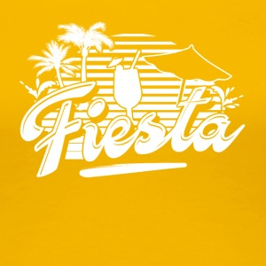 FIESTA - OFFICIAL Mr.Schmitt&IceT. Design - Frauen Premium T-Shirt