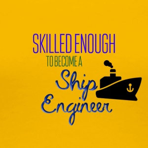 Ship engineer - Women's Premium T-Shirt