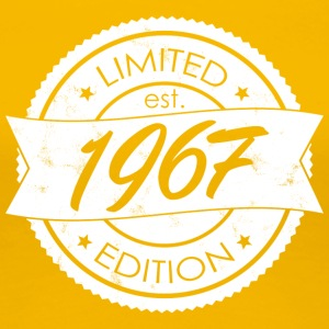 Limited Edition est 1967 - Premium T-skjorte for kvinner