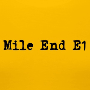 mile End - Dame premium T-shirt