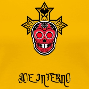 Joe Inferno - Frauen Premium T-Shirt