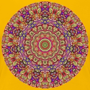 Mandala Collection 2 - Premium-T-shirt dam