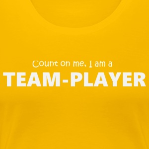 Team player 5 (2174) - Women's Premium T-Shirt