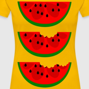 watermelon - Women's Premium T-Shirt