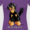 Happy Hovawart - Women's Premium T-Shirt