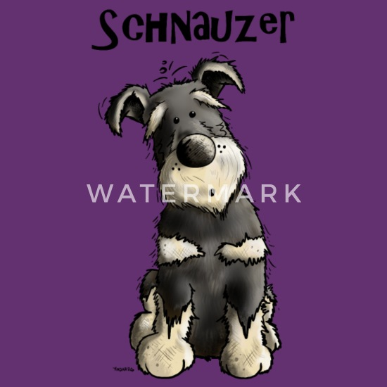 Crazy Schnauzer Lady-Dog Puppy Pet Felpa con Cappuccio Unisex Regalo