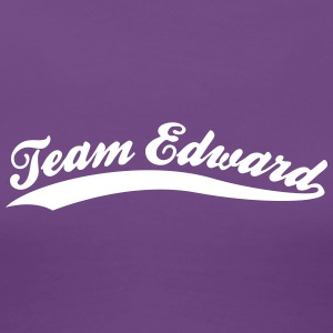 Team Edward! Team Vampire! - Women's Premium T-Shirt