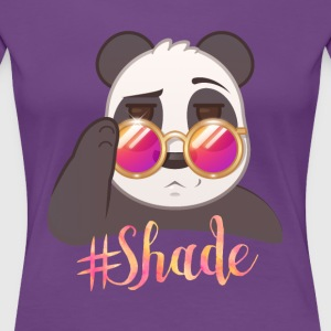 Shady Panda - Women's Premium T-Shirt