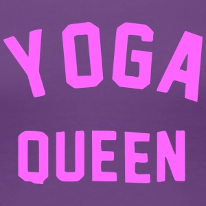 YOGA Queen - Women's Premium T-Shirt