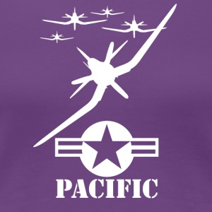 Pacific wite - Women's Premium T-Shirt