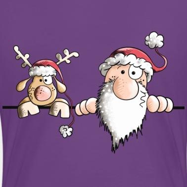 Jul tomten stor kuk