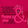 Silvester - Neujahr - Happy End - Spruch - 3C - Frauen Premium T-Shirt