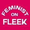 Feminist on Fleek - Women's Premium T-Shirt
