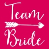 Sugar Team Bride - Vrouwen Premium T-shirt