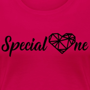 Special One - Vrouwen Premium T-shirt