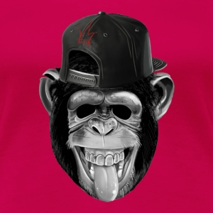 monkeybusiness - Premium T-skjorte for kvinner