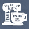 FRAUEN BACKEN - Frauen Premium T-Shirt