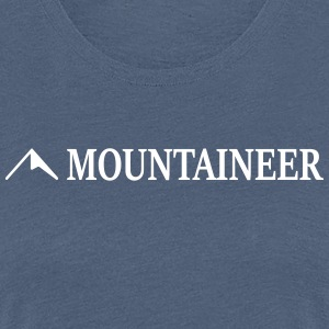 mountaineer - Women's Premium T-Shirt