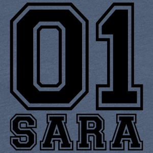 Sara - Name - Women's Premium T-Shirt