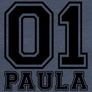 Paula - Name - Women's Premium T-Shirt