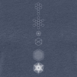 Sacred geometry - Women's Premium T-Shirt