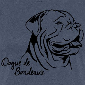 DOGUE PORTRAIT DE BORDEAUX - Women's Premium T-Shirt