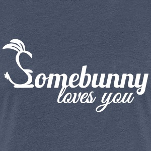 somebunny loves you Lapin Lapin amour