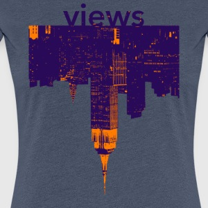 views - Women's Premium T-Shirt