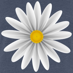 White Daisy Top Down