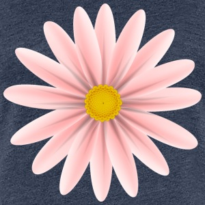 Pink Daisy Top Down