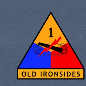 1st_Armored_Division - Women's Premium T-Shirt