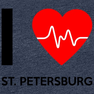 I Love St, Petersburg - I love St. Petersburg - Women's Premium T-Shirt