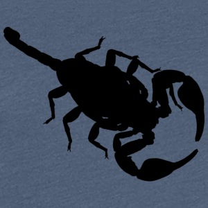 Scorpion black - Women's Premium T-Shirt