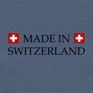 Made_in_Switzerland - Premium-T-shirt dam