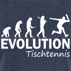 Evolution table tennis