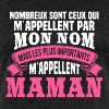 Les plus importants m'appellent maman - T-shirt Premium Femme