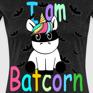 I AM BATCORN - Frauen Premium T-Shirt