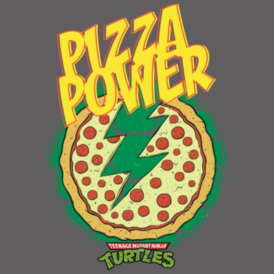 TMNT Turtles Pizza Power Shield