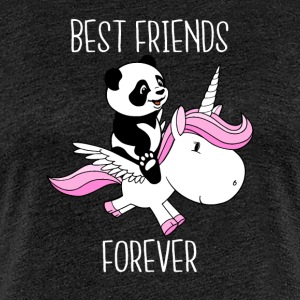 Best friends forever - T-shirt Premium Femme