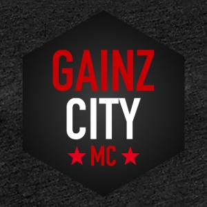 Gainz CITY - MC - Frauen Premium T-Shirt