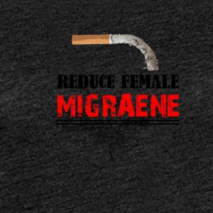 Advantage of smoking - Frauen Premium T-Shirt