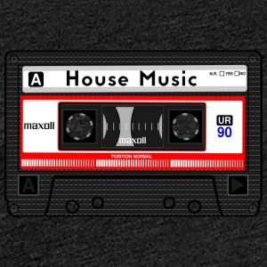 HOUSE MUSIC KASSETTE - Frauen Premium T-Shirt