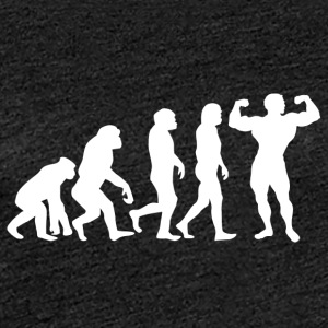 ++BODYBUILDING EVOLUTION++ - Frauen Premium T-Shirt