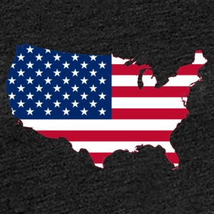 USA - Women's Premium T-Shirt